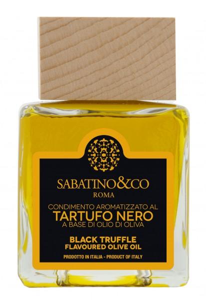 Azeite aromatizado com trufa negra 100ml