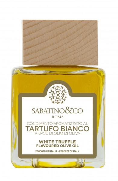 Azeite aromatizado com trufa branca 100ml