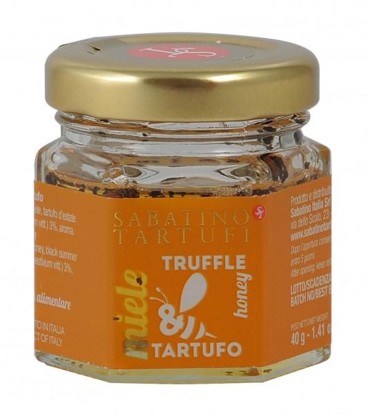 Condimento de mel com trufa 40g